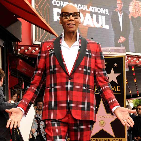 RuPaul, Hollywood Walk of Fame Star